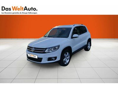 Volkswagen Tiguan 2.0 TDI 150 FAP BlueMotion Technology Série Spéciale Lounge 4Motion occasion