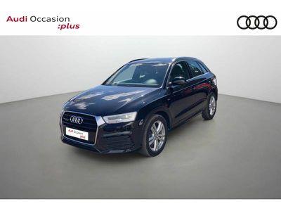 Audi Q3 2.0 TDI 184 ch S tronic 7 Quattro S line occasion