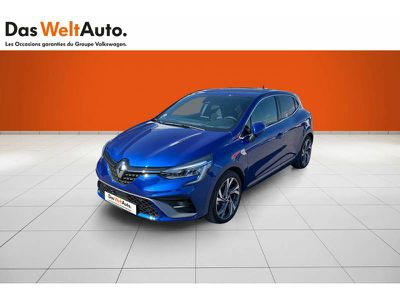 Renault Clio TCe 130 EDC FAP RS Line occasion