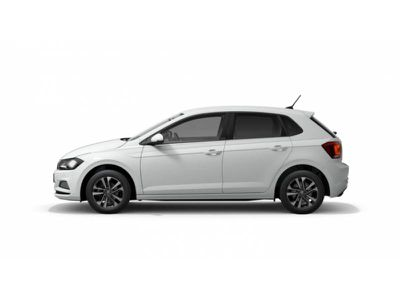 VOLKSWAGEN POLO 1.0 TSI 95 S&S BVM5 LOUNGE - Miniature 2