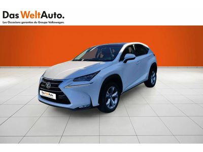 Lexus Nx 300h 4WD Executive E-CVT occasion