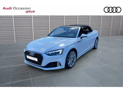 Audi A5 Cabriolet 35 TDI 163 S tronic 7 Avus occasion