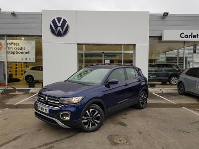 Volkswagen T-cross 1.0 TSI 110 Start/Stop DSG7 United occasion