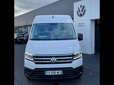 Volkswagen Crafter Van E-CRAFTER VAN 3.5 TONNES  L3H3 136 CH BOITE AUTOMATIQUIE occasion