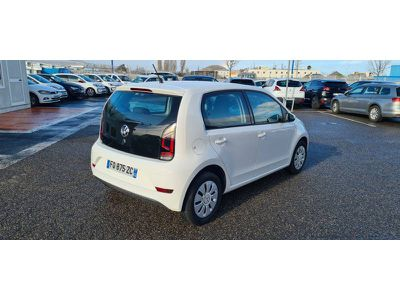 VOLKSWAGEN UP! 1.0 60 BLUEMOTION TECHNOLOGY BVM5 MOVE UP! - Miniature 5