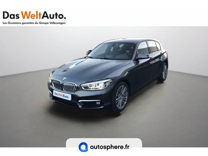 BMW SERIE 1 118I 136 CH BVA8 URBAN CHIC - Photo 1