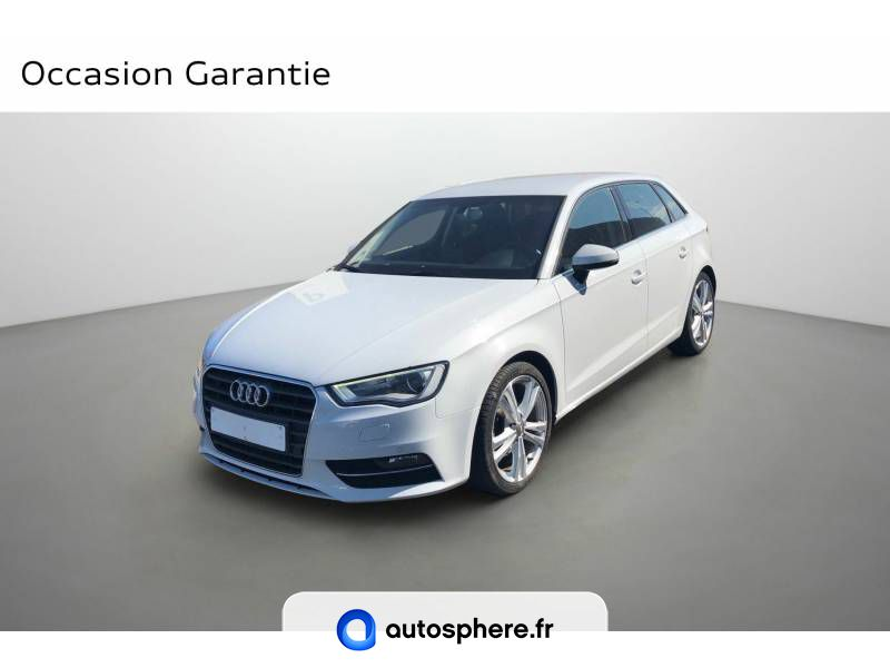 AUDI A3 SPORTBACK 2.0 TDI 150 AMBITION LUXE S TRONIC 6 - Photo 1