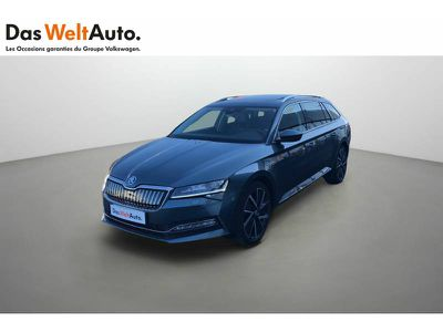 Skoda Superb Combi 1.4 TSI PHEV 218 ch DSG6 Laurin & Klement occasion