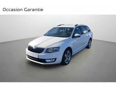 Skoda Octavia Combi 2.0 TDI 150 ch CR FAP Green Tec Business Plus DSG occasion