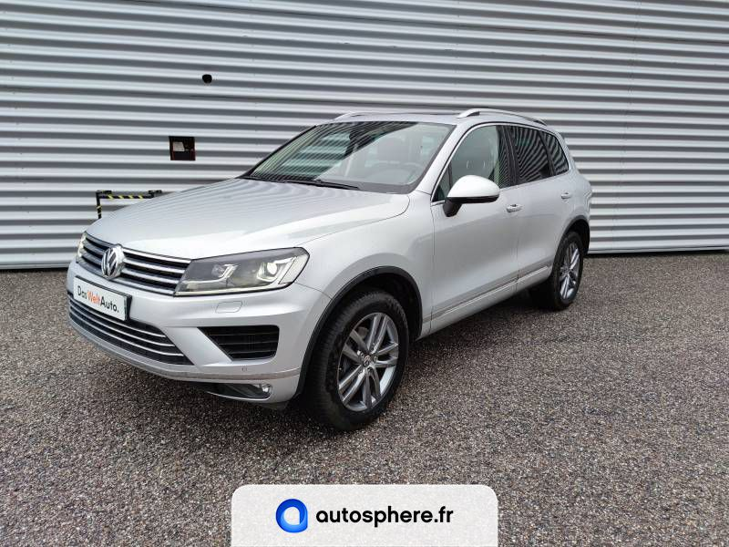 VOLKSWAGEN TOUAREG 3.0 V6 TDI 262 BMT TIPTRONIC 8 4MOTION CARAT EXCLUSIVE - Photo 1