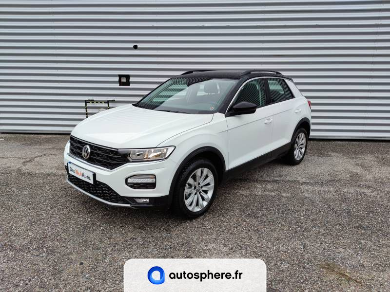 VOLKSWAGEN T-ROC 1.5 TSI 150 EVO START/STOP BVM6 LOUNGE - Photo 1