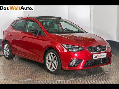 Seat Ibiza 1.0 EcoTSI 115 ch S/S DSG7 FR occasion