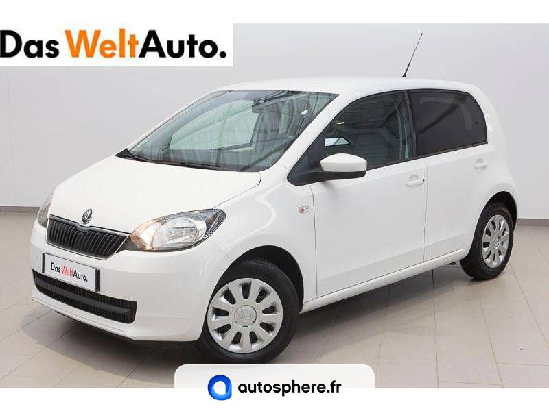 SKODA CITIGO 1.0 12V MPI 60 CH AMBITION - Photo 1