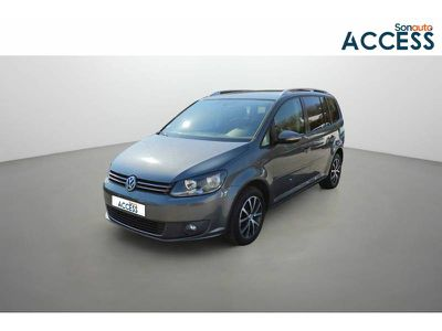 Volkswagen Touran Business 1.6 TDI 105 FAP BlueMotion Confortline 119g occasion