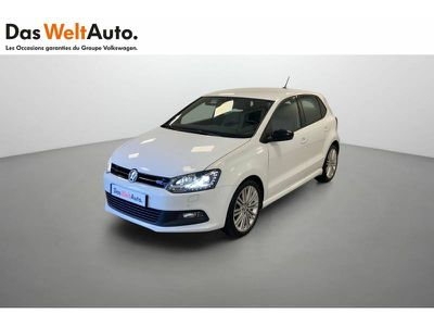 Volkswagen Polo 1.4 TSI 150 ACT BMT DSG7 BlueGT occasion