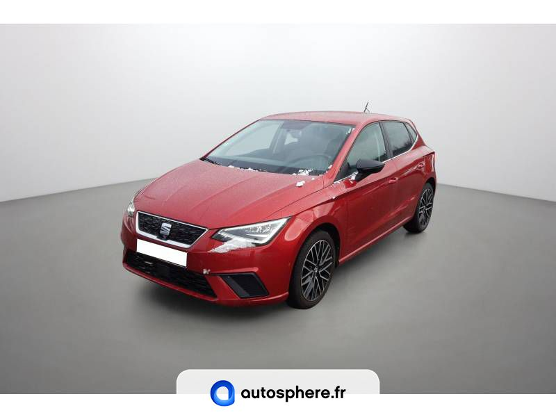 SEAT IBIZA 1.0 ECOTSI 95 CH S/S BVM5 RED EDITION - Photo 1