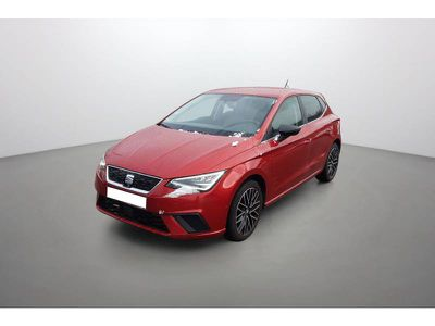SEAT IBIZA 1.0 ECOTSI 95 CH S/S BVM5 RED EDITION - Miniature 1