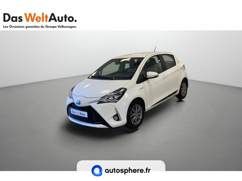 TOYOTA YARIS HYBRIDE 100H DYNAMIC - Photo 1