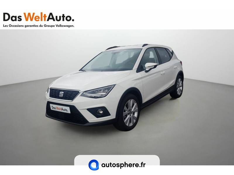 SEAT ARONA 1.6 TDI 95 CH START/STOP BVM5 URBAN - Photo 1