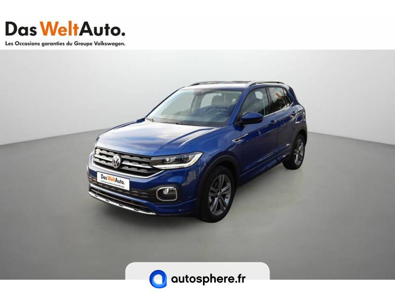 VOLKSWAGEN T-CROSS 1.0 TSI 115 START/STOP DSG7 R-LINE - Photo 1