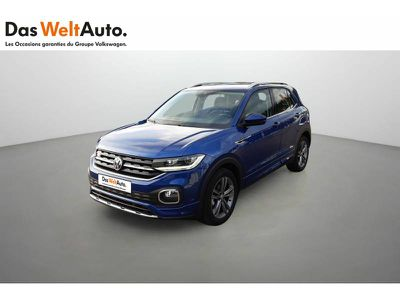 VOLKSWAGEN T-CROSS 1.0 TSI 115 START/STOP DSG7 R-LINE - Miniature 1