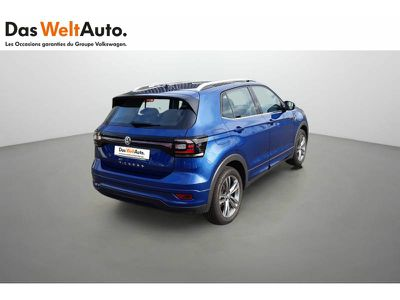 VOLKSWAGEN T-CROSS 1.0 TSI 115 START/STOP DSG7 R-LINE - Miniature 4