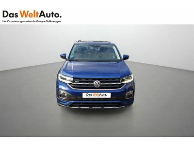 VOLKSWAGEN T-CROSS 1.0 TSI 115 START/STOP DSG7 R-LINE - Miniature 5