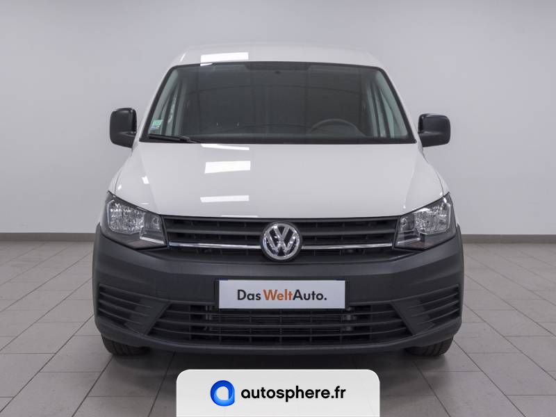 VOLKSWAGEN CADDY VAN 2.0 TDI 102 BVM5 BUSINESS LINE - Photo 1