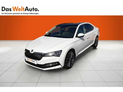 Skoda Superb 1.4 TSI PHEV 218 ch DSG6 Laurin & Klement occasion