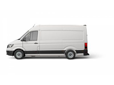 VOLKSWAGEN CRAFTER VAN 30 L3H3 2.0 TDI 140 CH BUSINESS LINE PLUS - Miniature 2