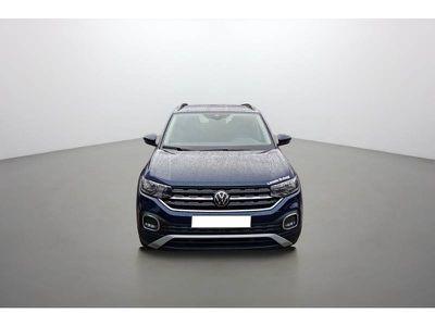 Volkswagen T-cross 1.0 TSI 115 Start/Stop DSG7 United occasion