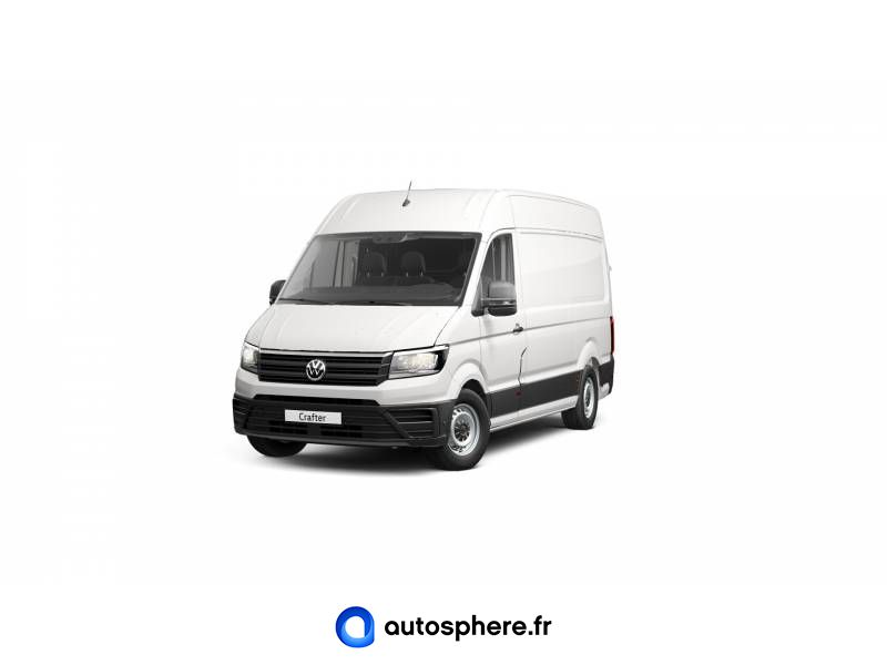 VOLKSWAGEN CRAFTER VAN 35 L3H3 2.0 TDI 177 CH BVA BUSINESS LINE - Photo 1
