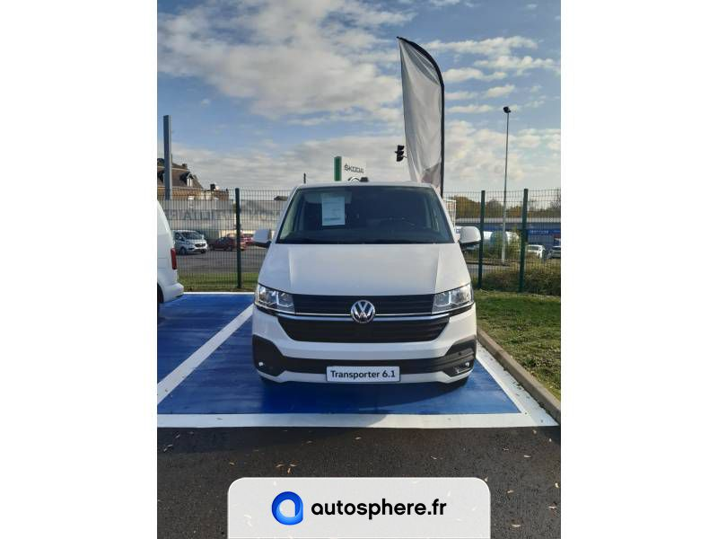 VOLKSWAGEN TRANSPORTER 6.1 FGN L1H1 2.0 TDI 110 BVM5 BUSINESS LINE PLUS - Photo 1