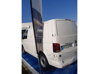 VOLKSWAGEN TRANSPORTER 6.1 FGN L1H1 2.0 TDI 110 BVM5 BUSINESS LINE PLUS - Miniature 4