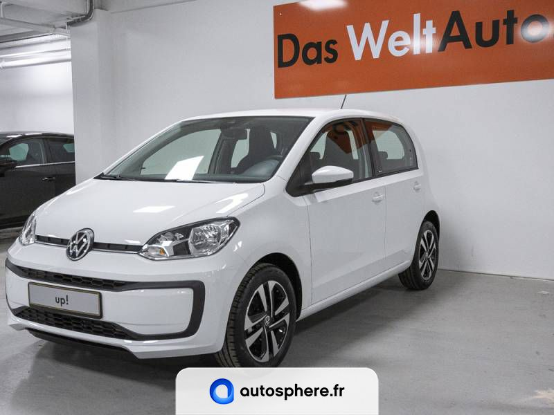 VOLKSWAGEN UP! UP 1.0 60 BLUEMOTION TECHNOLOGY BVM5 UNITED - Photo 1