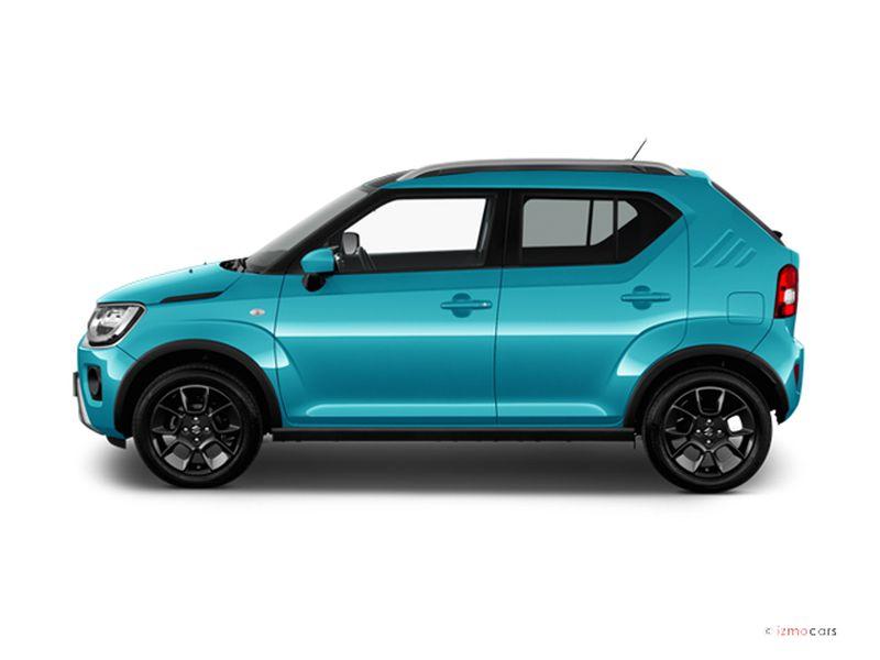 Photo de la SUZUKI IGNIS PRIVILèGE IGNIS 1.2 DUALJET AUTO CVT 5 PORTES à motorisation ESSENCE et boite AUTOMATIQUE de couleur BI-TON - Photo 1