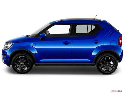Miniature de la SUZUKI IGNIS PRIVILèGE IGNIS 1.2 DUALJET AUTO CVT 5 PORTES à motorisation ESSENCE et boite AUTOMATIQUE de couleur BLANC - Miniature 5