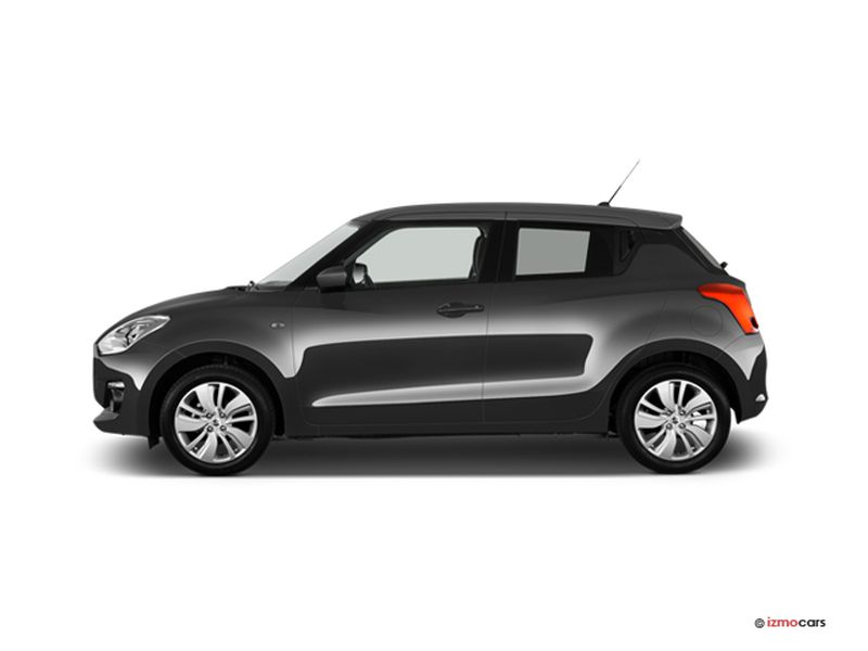 Photo de la SUZUKI SWIFT AVANTAGE 1.2 DUALJET 5 PORTES à motorisation ESSENCE et boite MANUELLE de couleur GRIS - Photo 1