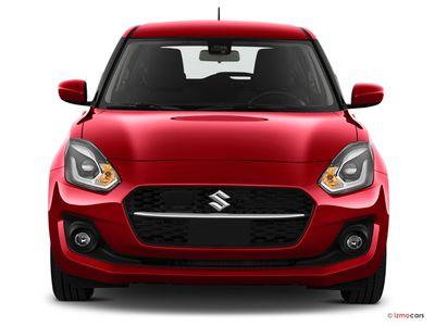 Miniature de la SUZUKI SWIFT PRIVILèGE SWIFT 1.2 DUALJET HYBRID AUTO (CVT) 5 PORTES à motorisation ESSENCE et boite AUTOMATIQUE de couleur ROUGE - Miniature 3