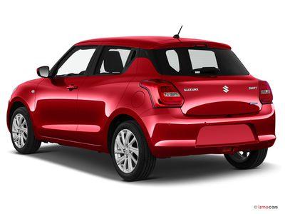 Miniature de la SUZUKI SWIFT PRIVILèGE SWIFT 1.2 DUALJET HYBRID AUTO (CVT) 5 PORTES à motorisation ESSENCE et boite AUTOMATIQUE de couleur ROUGE - Miniature 2