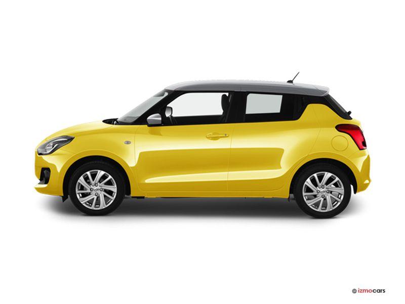 Photo de la SUZUKI SWIFT PACK SWIFT 1.2 DUALJET HYBRID AUTO (CVT) 5 PORTES à motorisation ESSENCE et boite AUTOMATIQUE de couleur BI-TON - Photo 1