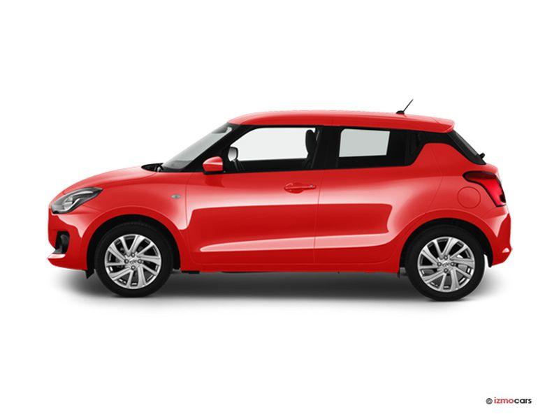 Photo de la SUZUKI SWIFT PACK SWIFT 1.2 DUALJET HYBRID AUTO (CVT) 5 PORTES à motorisation ESSENCE et boite AUTOMATIQUE de couleur ROUGE - Photo 1