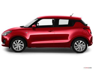 Miniature de la SUZUKI SWIFT PACK SWIFT 1.2 DUALJET HYBRID AUTO (CVT) 5 PORTES à motorisation ESSENCE et boite AUTOMATIQUE de couleur NOIR - Miniature 5