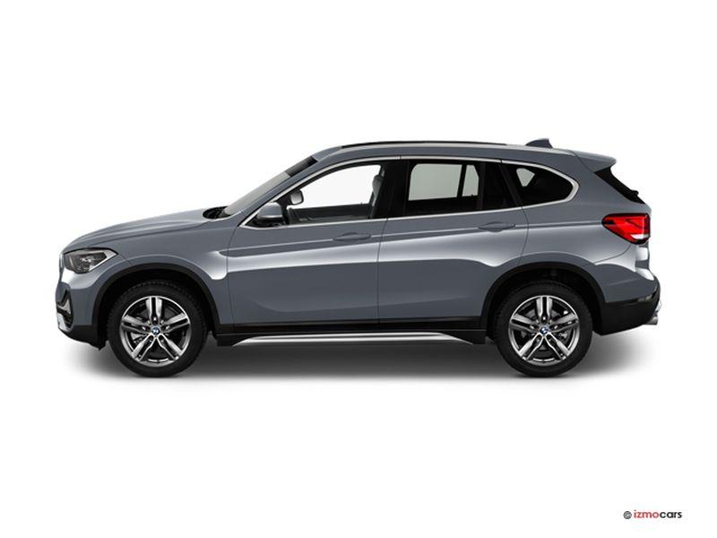 Photo de la BMW X1 M SPORT X1 SDRIVE 18I 140 CH 5 PORTES à motorisation ESSENCE et boite MANUELLE de couleur GRIS - Photo 1