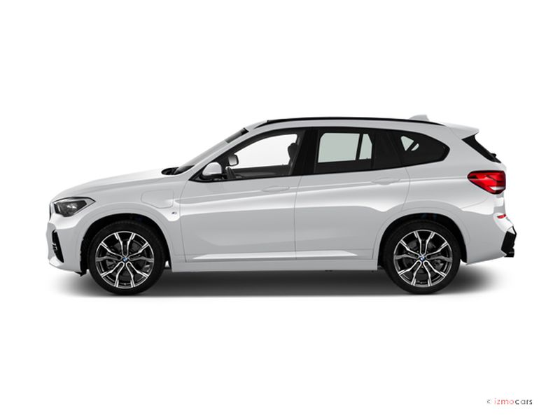 Photo de la BMW X1 LOUNGE X1 XDRIVE 25E 220 CH BVA6 5 PORTES à motorisation HYBRIDE RECHARGEABLE et boite AUTOMATIQUE de couleur GRIS - Photo 1