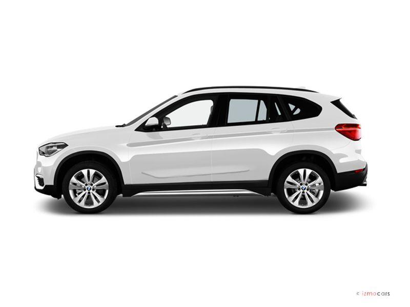 Photo de la BMW X1 BUSINESS DESIGN X1 SDRIVE 16D 116 CH 5 PORTES à motorisation DIESEL et boite MANUELLE de couleur BLANC - Photo 1