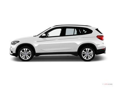 Miniature de la BMW X1 BUSINESS DESIGN X1 SDRIVE 16D 116 CH 5 PORTES à motorisation DIESEL et boite MANUELLE de couleur BLANC - Miniature 1