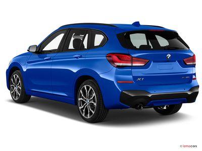 Miniature de la BMW X1 LOUNGE X1 XDRIVE 25E 220 CH BVA6 5 PORTES à motorisation HYBRIDE RECHARGEABLE et boite AUTOMATIQUE de couleur NOIR - Miniature 2