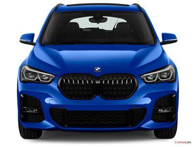 Miniature de la BMW X1 BUSINESS DESIGN X1 XDRIVE 25E 220 CH BVA6 5 PORTES à motorisation HYBRIDE RECHARGEABLE et boite AUTOMATIQUE de couleur GRIS - Miniature 3