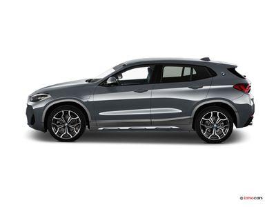 Miniature de la BMW X2 PREMIèRE X2 XDRIVE 25E 220 CH BVA6 5 PORTES à motorisation HYBRIDE RECHARGEABLE et boite AUTOMATIQUE de couleur GRIS - Miniature 1